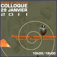 colloque 2011