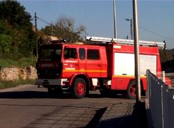 Simulation incendie