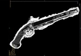 Pistolet sous-marin